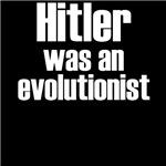Hitler was an evolutionist