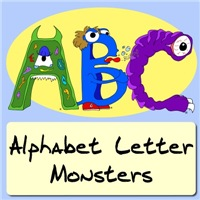 Alphabet Letter Monster Shirts|Gifts