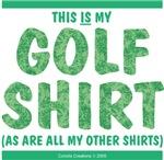 My Golf Shirt