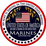 Marine Corps Aunt