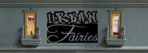 Peaceable Kingdom Urban Fairy Door Mugs