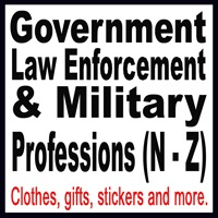 Law, Govmt & Military Professions N - Z