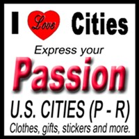 I Love U.S. Cities (P - R)
