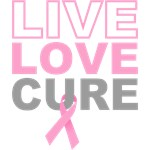 Live Love Cure Breast Cancer