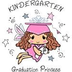 Kindergarten Graduation Princess