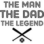 Legendary Baseball Dad