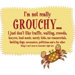 Grouchy Crab