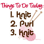Knitter's To Do List