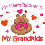 Heart Belongs To Grandkids