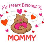 Heart Belongs To Mommy
