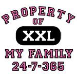 Property of My Family Mom