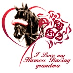Love my Harness Racing Grandma