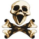 Scream mask Halloween shirt-Halloween scream gifts