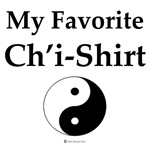 Favorite Ch'i Shirt Design (All Products)