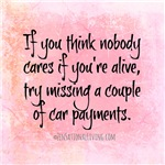 If You Think Nobody Cares (Funny Zen)