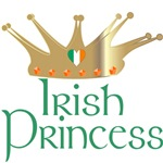 Irish Princess T-shirts & Gifts