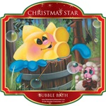 Bubble Bath - Christmas Star