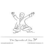 The Spreader of Joy