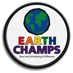 Earth Champs Patch
