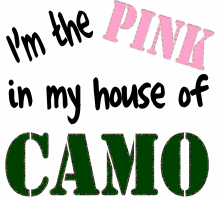 Pink In Camo