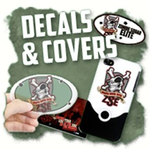ZSE Decals and Covers