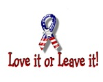 Love it or Leave it !