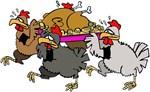 Chicken funeral