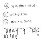 Annoying Tasks