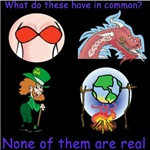 None Are Real