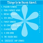 Things to be happy about 2