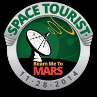 Beam Me To Mars: Space Tourist