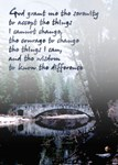 Serenity Prayer - Serenity In Yosemite