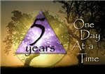 5 Years One Day at a Time BIrthday