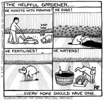 The Helpful Gardner