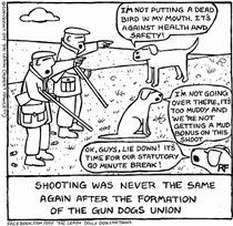 Gun Dog Revolt