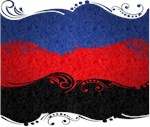 Polyamorous Ornamental Flag