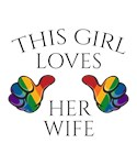 This Girl Loves Her Wife