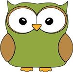 Funky owl