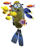 Scuba Pickle
