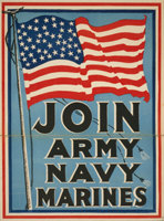 Join Army - Navy - Marines