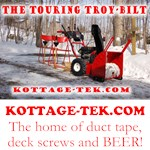 The Touring Troy-bilt
