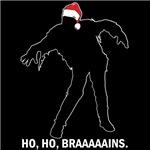 Ho, Ho, Brains
