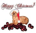 Xmas Irish Terrier
