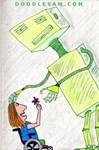 Bostwick the Robot
