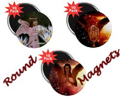 Angel Round Magnets