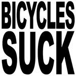 Bicycles Suck