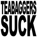Teabaggers Suck