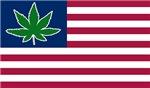 US Pot Flag