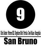 9 San Bruno (Classic)