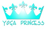 Yoga Princess-Teal